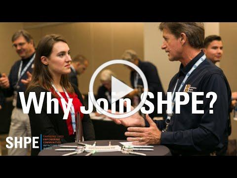 Why Join SHPE?
