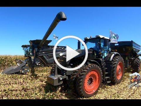 2019 Farm Progress Show Corn Harvest Demonstrations