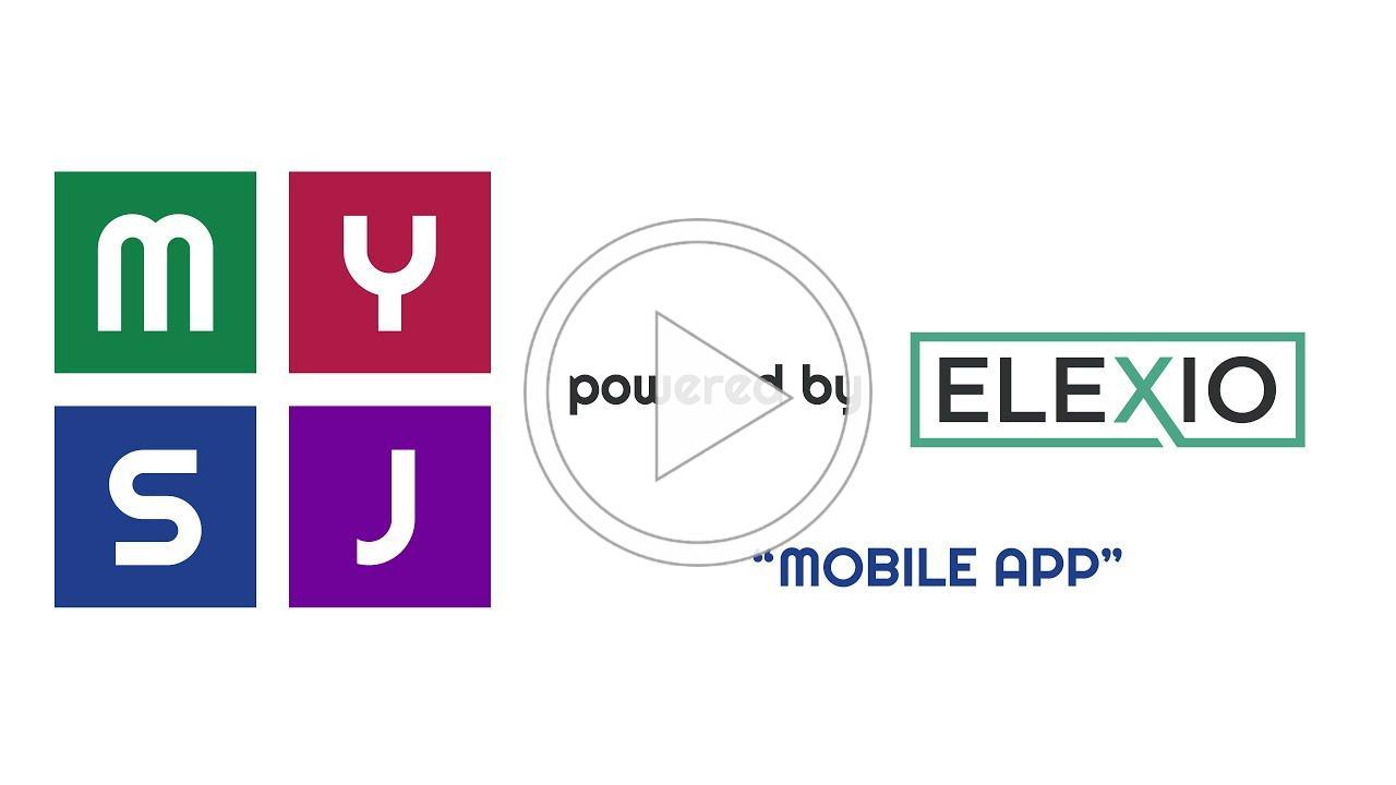 MYSJ Mobile App Introduction