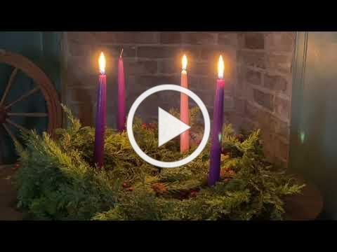 Presbyterians Today: Let Us Light Candles | Week 3