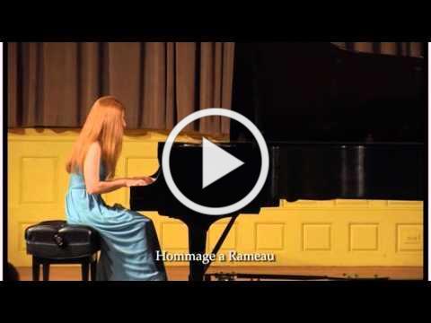 Shalvashvili Tamar - 2 - Images, book I by Debussy