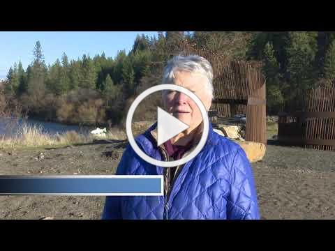 Spokane River Gorge Loop Trail
