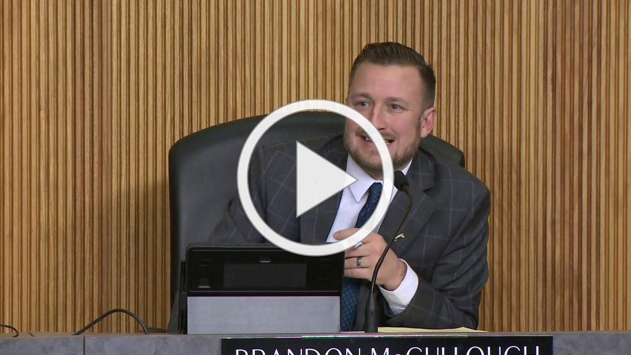 Livonia City Council Study Meeting - January 15, 2020
