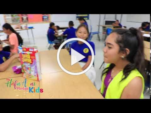 Håfa Adai Pledge Kids: Let's Learn CHamoru!