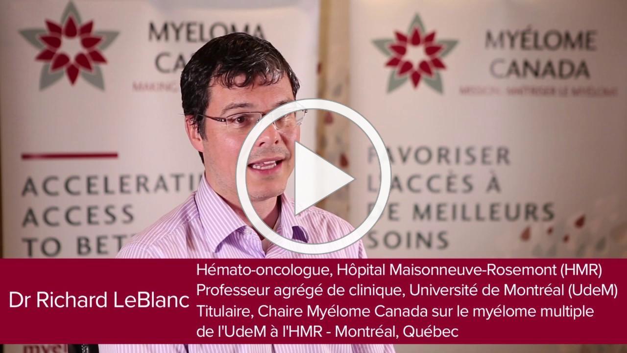 Série InfoVidéos #13 - plasmocytes et anomalies chromosomiques