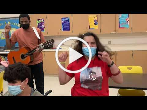 Music in Our Schools Month - Featuring Teacher of the Year Laura Meehan, Adapted Music Specialist