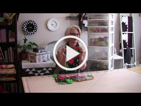 How To Store Your Left Over Sewing And Quilting Fabric