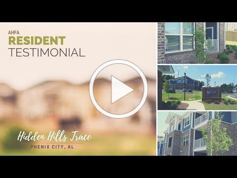 Resident Testimonial: Hidden Hills Trace, Phenix City