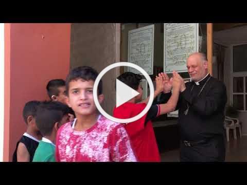 AFEDJ Advent Calendar - Holy Land Institute for the Deaf, Salt, Jordan