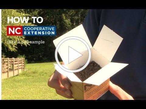 How To: Take a Soil Sample