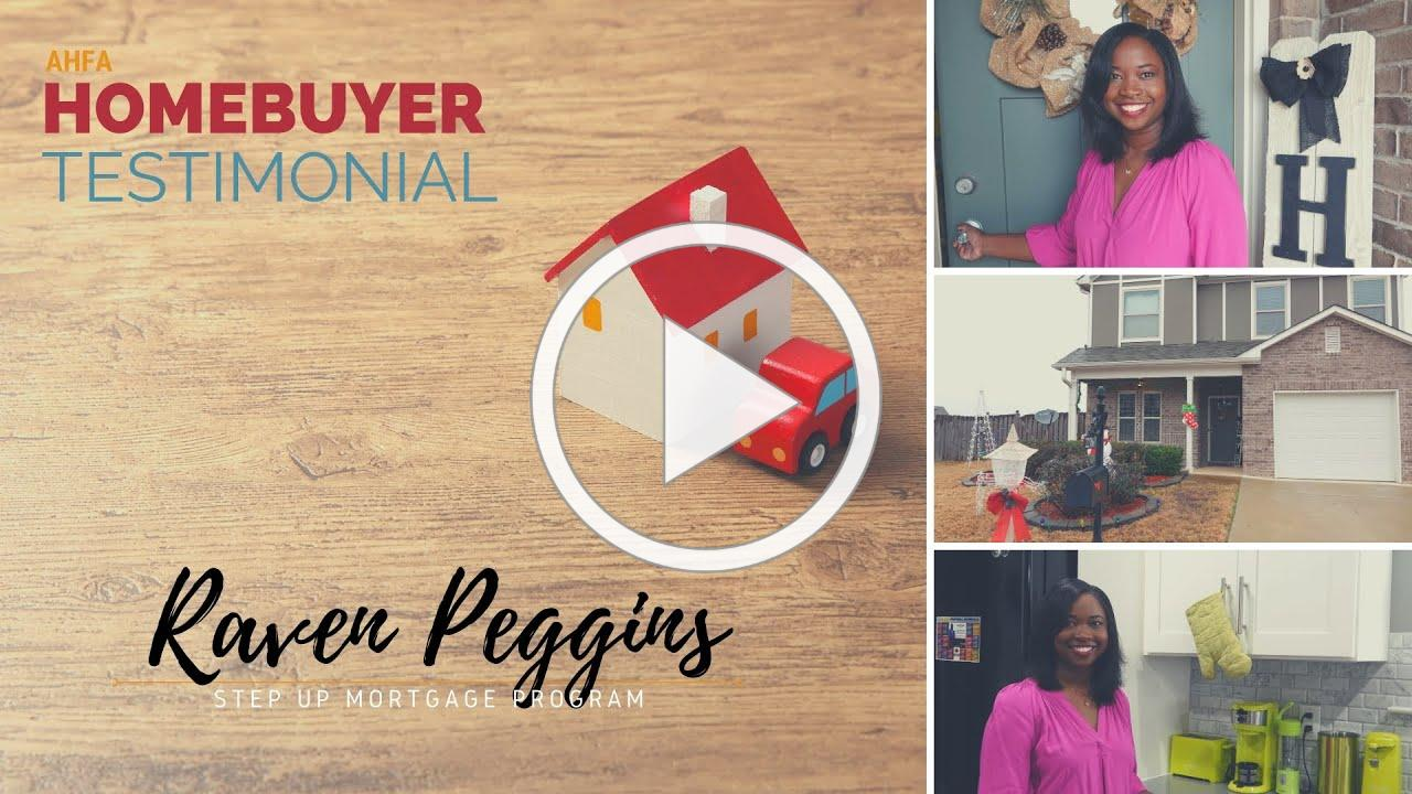Homebuyer Testimonial: Raven Peggins, McCalla