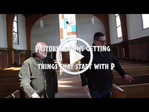 Pastors in Pews - Dustin Burrow