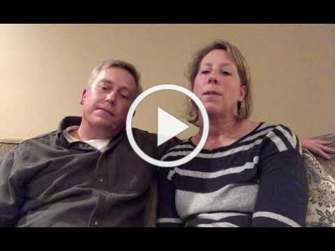 Joe and Beth Paskowski on the importance of pledging and other ways to support Grace's programs.