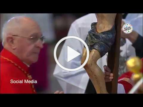 Veneration of the Cross, Good Friday of the Lord's Passion
