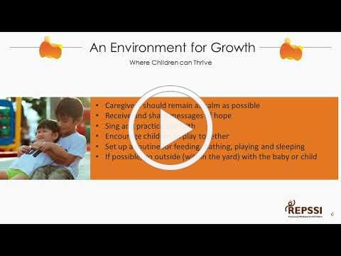 Caring for Babies and Young Children in a time of COVID-19