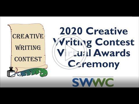 2020 Creative Writing Contest - Virtual Awards Ceremony