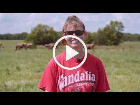 Pasture Project Farmer Profile: Ashley Osborne, Rocky Road Brown Swiss Dairy