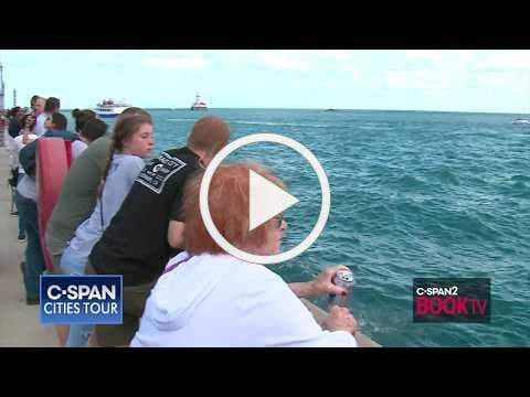 THIS WEEKEND Book TV Visits Traverse City, MI