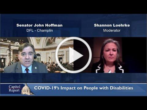 COVID-19's Impact on People with Disabilities