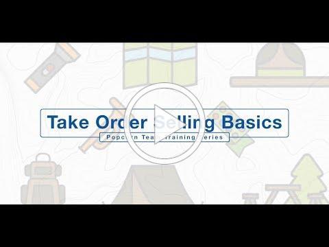 Take Order Selling Basics