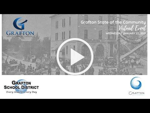 2021 Grafton, WI State of the Community Video