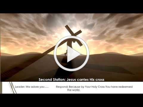 Stations of the Cross: A Walk with Jesus