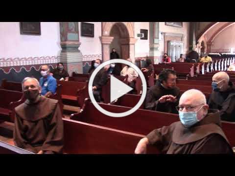 Mark McPherson's Solemn Profession of Vows