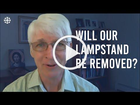 Ralph Martin - Will Our Lampstand be Removed?