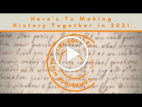 Cambridge Historical Society 2020 Recap