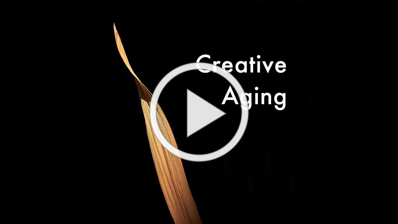 Creative Aging: Your Turn