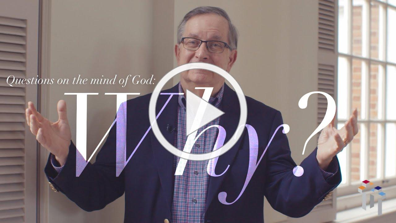 Questions on the Mind of God: Why?