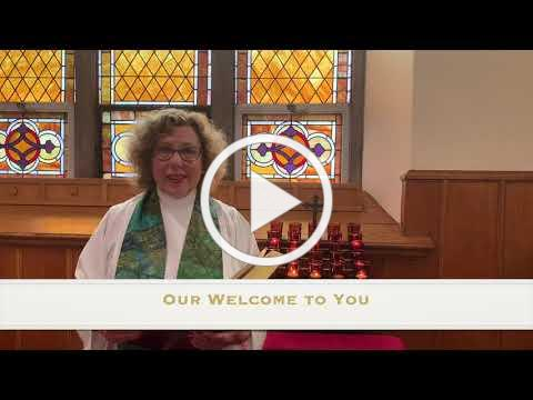 Worship Service for October 18, 2020