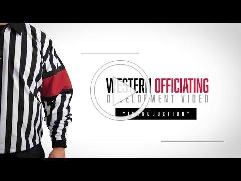 WHL Western Branch Officiating Series: 1 - Branch Training