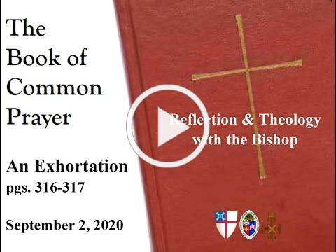 Bishop's Wednesday Study 9 2 20