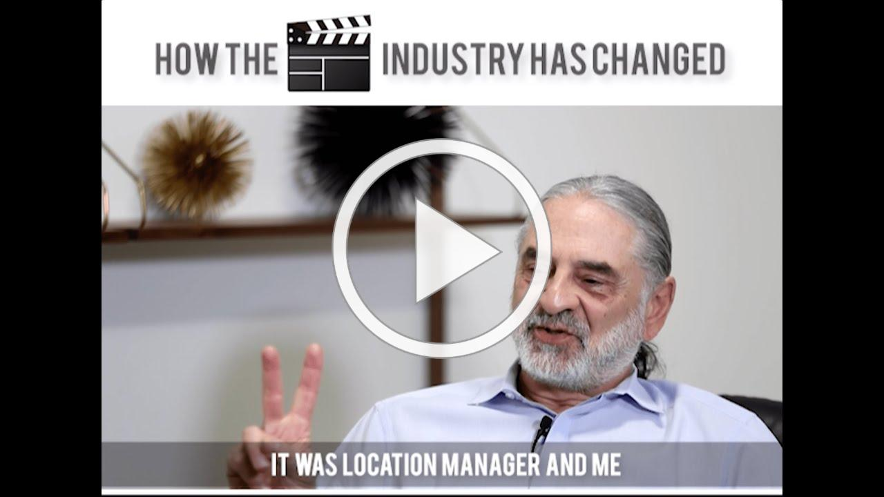 MIKE FANTASIA - How The Film Industry Has Changed