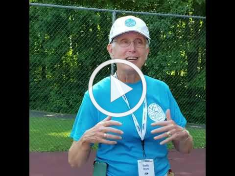 North Carolina Community Tennis Association (CTA) of the Month - Rockingham County