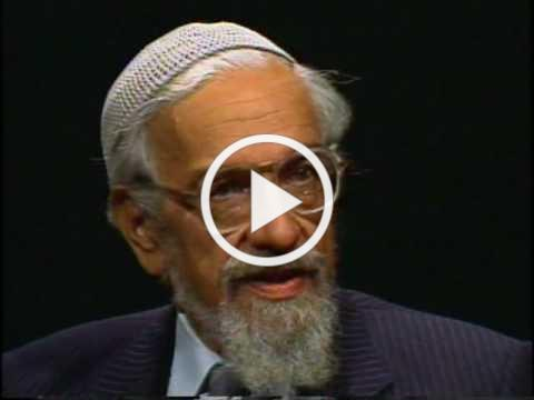 Rabbi Zalman Schachter: Spiritual Eldering (excerpt) -- A Thinking Allowed DVD w/ Jeffrey Mishlove