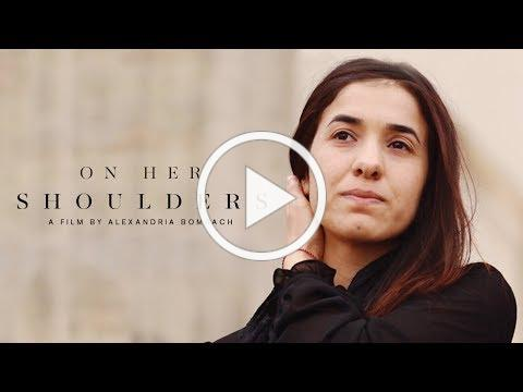 On Her Shoulders - Official Trailer - Oscilloscope Laboratories HD