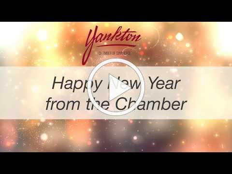 Happy New Year from the Yankton Chamber
