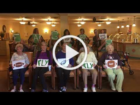 E.A.G.L.E.S Playoffs Excitement at Pickering Manor!!!