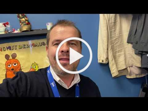 Videogruß vom Direktor 14. Nov. 2019