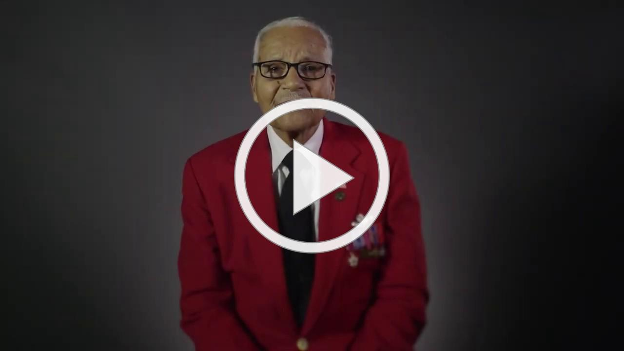 Featured Veteran of the Month: Brigadier General Charles McGee (Tuskegee Airman) Promotion Tribute
