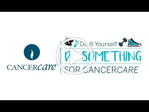 Thank you to Lorraine, who participated in our Do Something for CancerCare campaign.