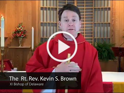 The Rt. Rev. Kevin S. Brown -- 'Stop the Injustice' -- Pentecost Sermon