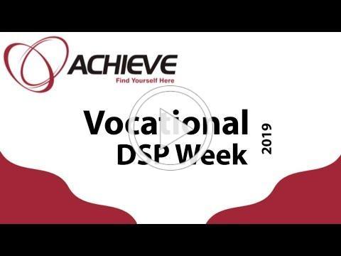DSP Week 2019 - Vocational