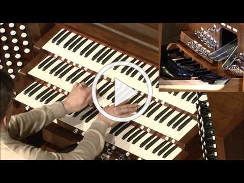 Toccata in F Major - J.S. Bach