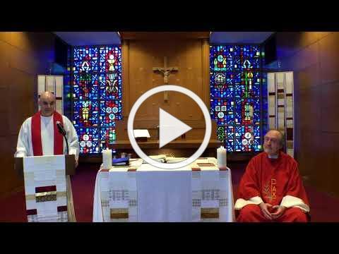 Fr. Pat Nolan, SJ Pentecost Homily