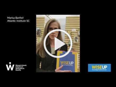 WISE Up Endorsement - Marisa Barthel, Atlantic Institute SC
