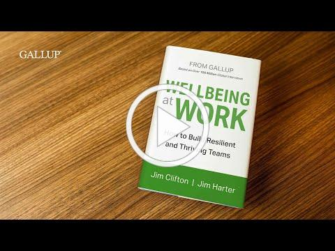 Wellbeing at Work: What Gallup Has Learned About Thriving -- Called to Coach