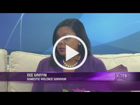 Jennie: Dee Griffin reaches out to other survivors during Domestic Violence Awareness month